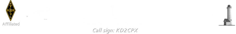 Thousand Islands Repeater Club - KC2TI
